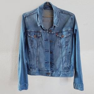 Levi's Denim Jacket Women's Large GUC